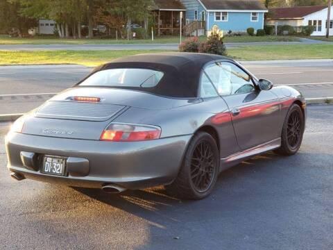 2003 Porsche 911 for sale at J Wilgus Cars in Selbyville DE