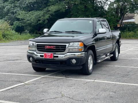 2006 GMC Sierra 1500 for sale at Hillcrest Motors in Derry NH