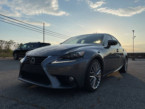 2014 Lexus IS 250 for sale at Signal Imports INC in Spartanburg SC