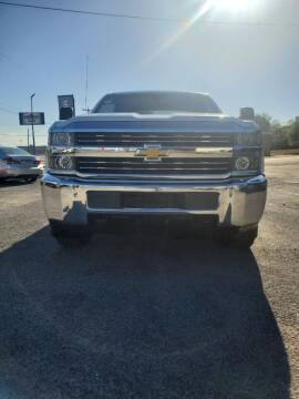 2015 Chevrolet Silverado 2500HD for sale at Progressive Auto Plex in San Antonio TX
