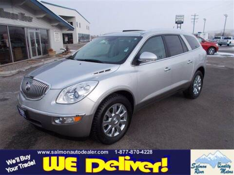 2012 Buick Enclave for sale at QUALITY MOTORS in Salmon ID
