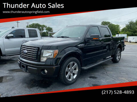 2010 Ford F-150 for sale at Thunder Auto Sales in Springfield IL