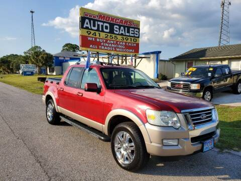 2010 Ford Explorer Sport Trac for sale at Mox Motors in Port Charlotte FL