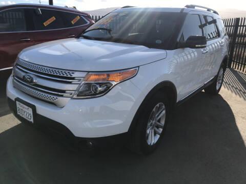 2015 Ford Explorer for sale at Soledad Auto Sales in Soledad CA