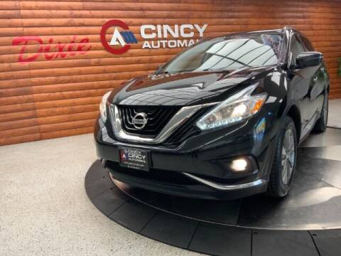 2016 Nissan Murano for sale at Dixie Motors in Fairfield OH