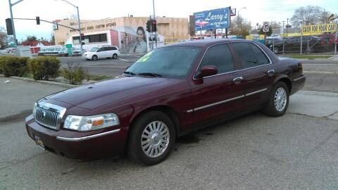 2006 Mercury Grand Marquis for sale at Larry's Auto Sales Inc. in Fresno CA