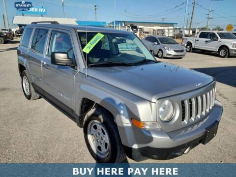 2016 Jeep Patriot for sale at Stanley Direct Auto in Mesquite TX