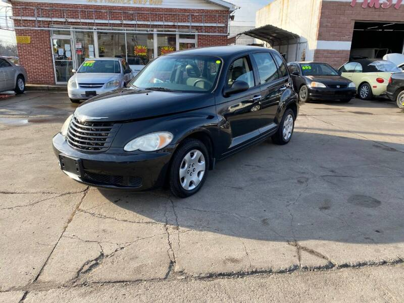 2009 Chrysler PT Cruiser for sale at Liberty Auto Show in Toledo OH