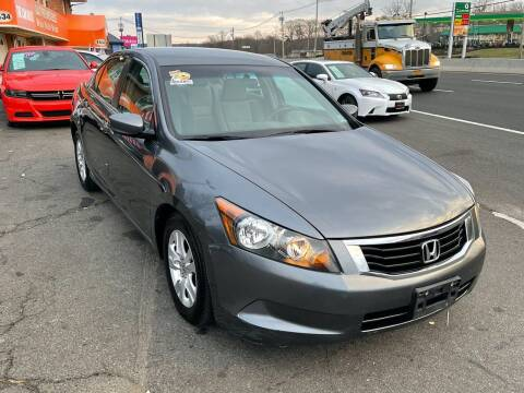 2008 Honda Accord for sale at Bloomingdale Auto Group - The Car House in Butler NJ