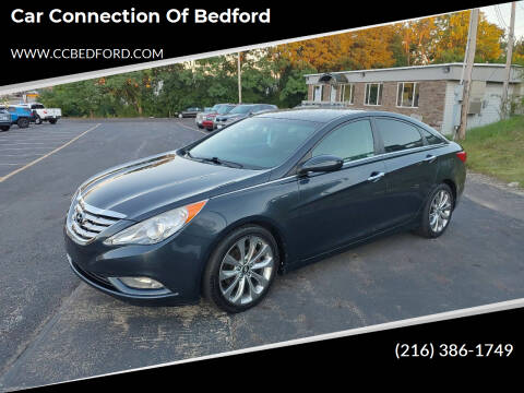 2012 Hyundai Sonata for sale at Car Connection of Bedford in Bedford OH