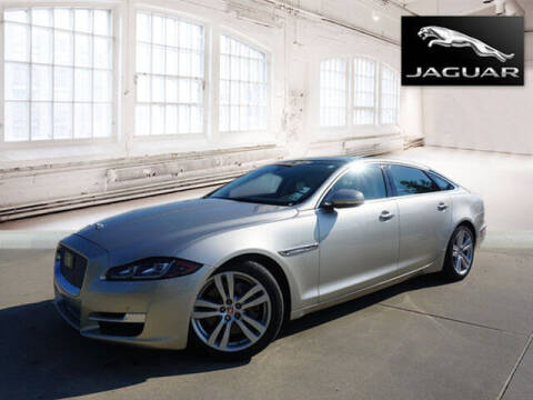 2017 Jaguar XJL