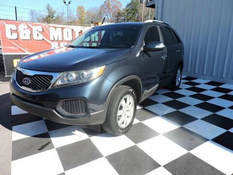 2011 Kia Sorento for sale at C & C Motor Co. in Knoxville TN