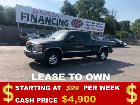 2003 GMC Sierra 1500 for sale at Auto Mart USA in Kansas City MO