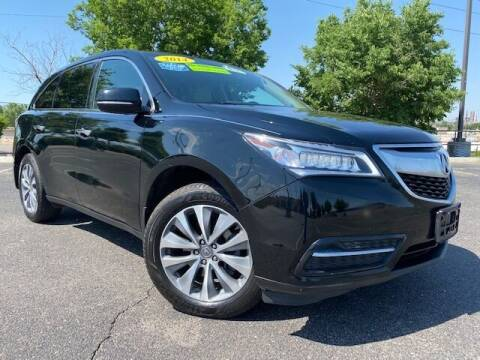 2014 Acura MDX for sale at UNITED Automotive in Denver CO