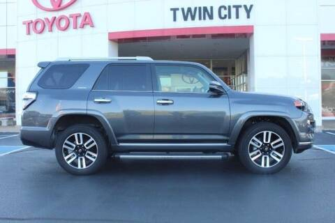 2020 Toyota 4Runner for sale at Twin City Toyota in Herculaneum MO