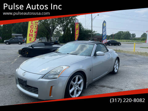 2005 Nissan 350Z for sale at Pulse Autos Inc in Indianapolis IN