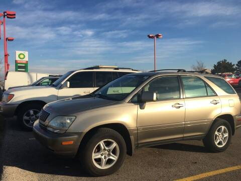 2002 Lexus RX 300 for sale at Autoplex 2 in Milwaukee WI