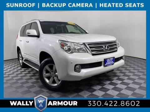 2013 Lexus GX 460 for sale at Wally Armour Chrysler Dodge Jeep Ram in Alliance OH