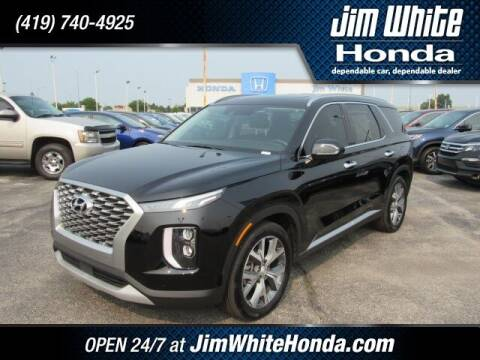 2021 Hyundai Palisade for sale at The Credit Miracle Network Team at Jim White Honda in Maumee OH