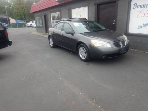 2006 Pontiac G6 for sale at Bonney Lake Used Cars in Puyallup WA