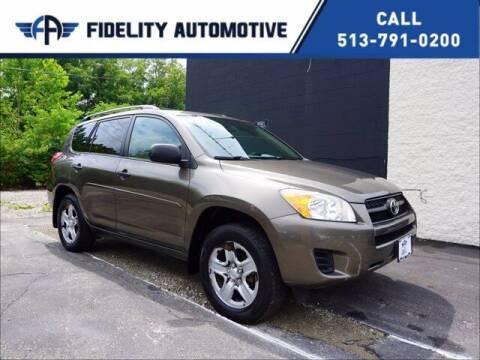 2011 Toyota RAV4 for sale at Fidelity Automotive LLC in Cincinnati OH
