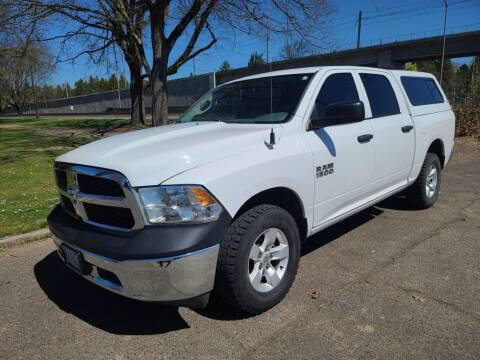 2013 RAM Ram Pickup 1500 for sale at EXECUTIVE AUTOSPORT in Portland OR