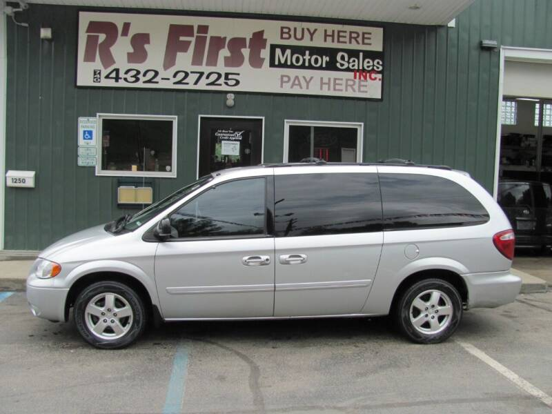 2005 Dodge Grand Caravan for sale at R's First Motor Sales Inc in Cambridge OH