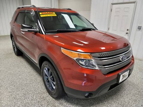 2014 Ford Explorer for sale at LaFleur Auto Sales in North Sioux City SD