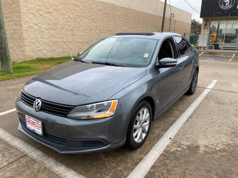 2012 Volkswagen Jetta for sale at Houston Auto Gallery in Katy TX