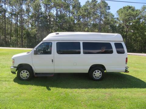 2013 Ford E-Series Cargo for sale at Ward's Motorsports in Pensacola FL