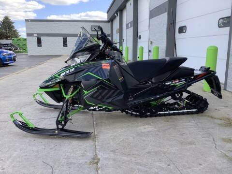 2015 Arctic Cat ZR 6000 Tucker Hibbert RR for sale at Road Track and Trail in Big Bend WI