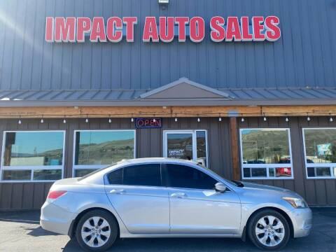 2009 Honda Accord for sale at Impact Auto Sales in Wenatchee WA