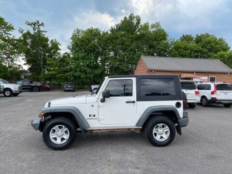 2008 Jeep Wrangler for sale at Super Cars Direct in Kernersville NC