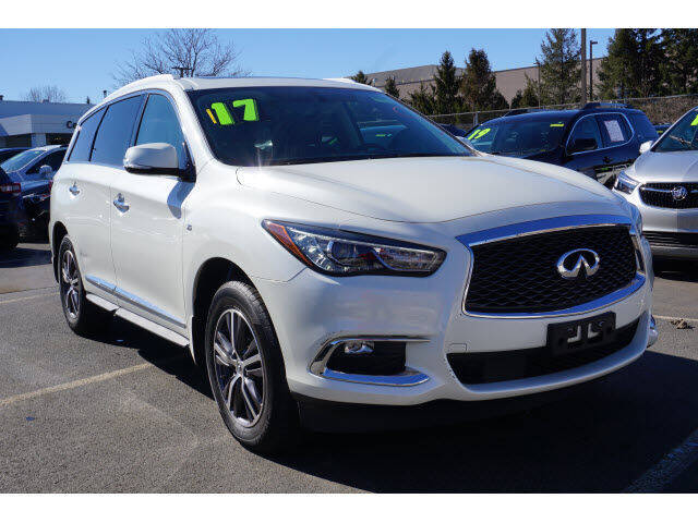 2017 Infiniti QX60 for sale at Classified pre-owned cars of New Jersey in Mahwah NJ