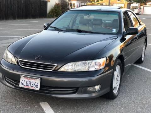 2000 Lexus ES 300 for sale at JENIN MOTORS in Hayward CA