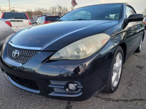 2007 Toyota Camry Solara for sale at Ace Auto Brokers in Charlotte NC