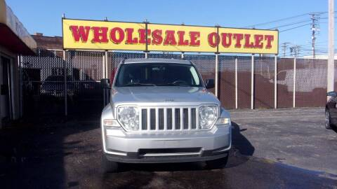 2012 Jeep Liberty for sale at LONG BROTHERS CAR COMPANY in Cleveland OH