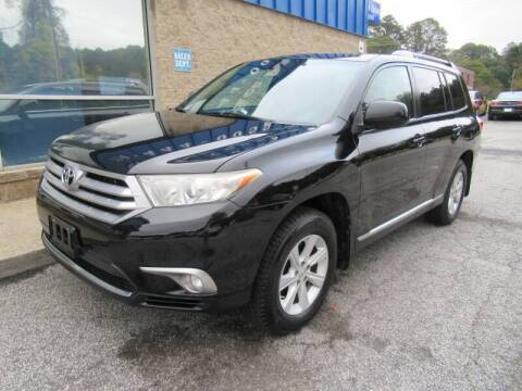 2012 Toyota Highlander for sale at Southern Auto Solutions - Georgia Car Finder - Southern Auto Solutions - 1st Choice Autos in Marietta GA