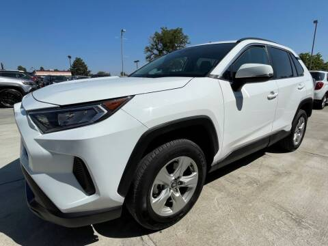 2020 Toyota RAV4 for sale at Global Automotive Imports in Denver CO