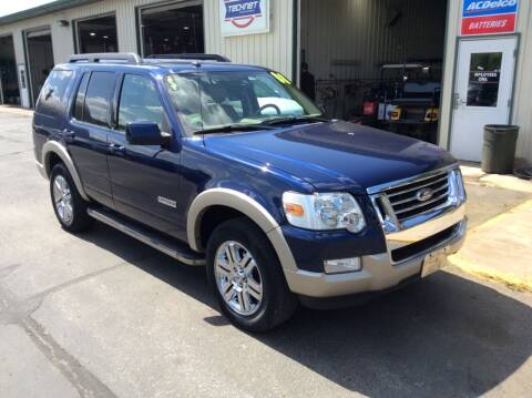 2008 Ford Explorer for sale at TRI-STATE AUTO OUTLET CORP in Hokah MN