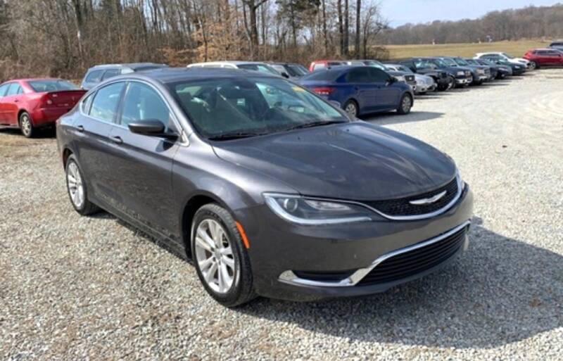 2016 Chrysler 200 for sale at Carsko Auto Sales in Bartonville IL