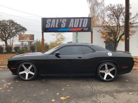 2016 Dodge Challenger for sale at Sal's Auto in Woodburn OR