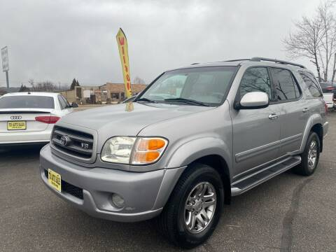 2004 Toyota Sequoia for sale at TDI AUTO SALES in Boise ID