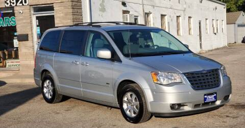 2008 Chrysler Town and Country for sale at Nile Auto in Columbus OH