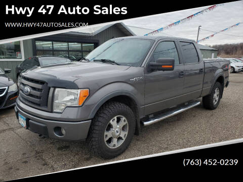 2010 Ford F-150 for sale at Hwy 47 Auto Sales in Saint Francis MN