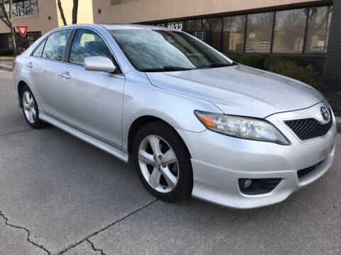 2010 Toyota Camry for sale at Third Avenue Motors Inc. in Carmel IN