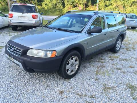2006 Volvo XC70 for sale at Used Cars Station LLC in Manchester MD