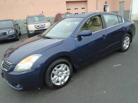2009 Nissan Altima for sale at Broadway Auto Services in New Britain CT