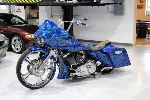 2012 Harley-Davidson Road Glide for sale at Great Lakes Classic Cars & Detail Shop in Hilton NY