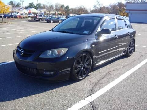 2009 Mazda MAZDASPEED3 for sale at B&B Auto LLC in Union NJ